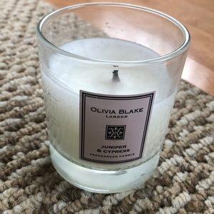 Olivia Blake London candle